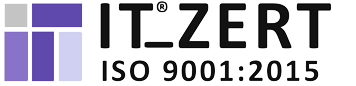 audius | IT_ZERT ISO 9001:2015