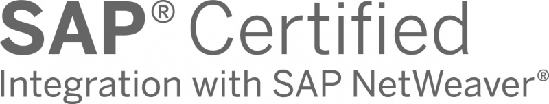 audius | SAP Certified Logo